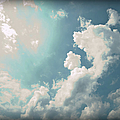 Storm Clouds - 1 by Paulette B Wright