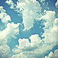 Storm Clouds - 2 by Paulette B Wright