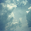 Storm Clouds - 3 by Paulette B Wright