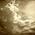 Storm Clouds - 5 by Paulette B Wright