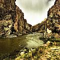 Storm On The Wind River by Justin and Ambyr Henderson