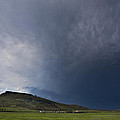 Storm Over Table Rock by Mick Anderson