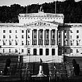 Stormont Parliament Buildings by Joe Fox