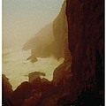 Stormy Coast by Kenneth De Tore