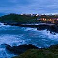 Stormy Coast, Scotland by Duncan Shaw
