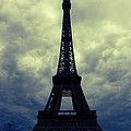 Stormy Day In Paris by Carol Groenen