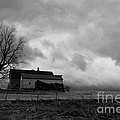 Stormy Day On The Farm by Larry Ricker