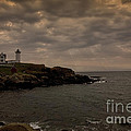 Stormy Nubble by Timothy Johnson