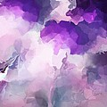 Stormy Purple by David Lane
