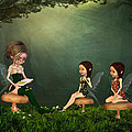 Story Timei N The Forest by John Junek