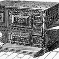 Stove, 1876 by Granger