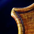 Stradivarius Corner Closeup by Endre Balogh