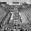 Strafford Trial, 1641 by Granger