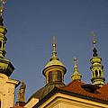Strahov Monastery - Prague Czech Republic by Jon Berghoff