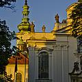 Strahov Monastery - Prague by Jon Berghoff