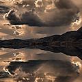 Strange Clouds Reflected by Tara Turner