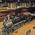 Strasburg Railroad Museum by Bill Cannon