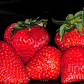 Strawberries by Paul Ward