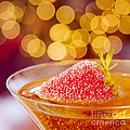 Strawberry And Champagne by Kim Fearheiley