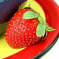 Strawberry by Darren Fisher