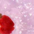 Strawberry  by Elaine Manley