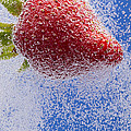 Strawberry Soda Dunk 2 by John Brueske