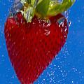 Strawberry Soda Dunk 7 by John Brueske