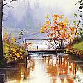 Stream Crossing by Graham Gercken