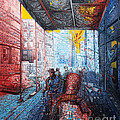 Street 2 by Bekim Mehovic