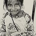 Street Child  by Carolyn Marchetti