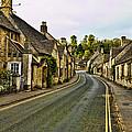 Street In Castle Combe by Jon Berghoff