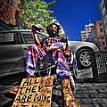 Street Life 4 by Christian Jelmberg