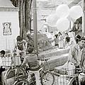 Street Life In Kathmandu by Shaun Higson