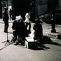 Street Musicians- Grandpa Elliot by Doug Duffey