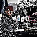 Street Phenomenon 50 Cent by The DigArtisT
