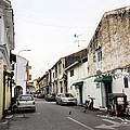 Street Scene by KH Lee