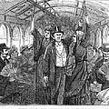 Streetcar, 1876 by Granger