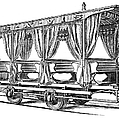 Streetcar, C1880 by Granger