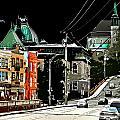 Streetside by Burney Lieberman