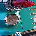 Striking Tail Lights by Randy Harris