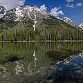String Lake Panorama by Greg Nyquist