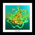 String Theory D by Betsy Knapp