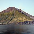 Stromboli Volcano, Aeolian Islands by Richard Roscoe