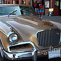 Studebaker Golden Hawk . 7d14179 by Wingsdomain Art and Photography