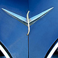 Studebaker Hood Emblem by Jill Reger