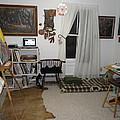 Studio - Art Work Space by Anna Ruzsan