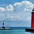 Studio Lighthouse by Joan Carroll
