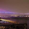 Stunning Istanbul Bridge by Kantilal Patel