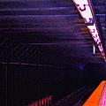 Subway Silence by Gwyn Newcombe