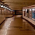 Subway Tunnel by Eric Tressler